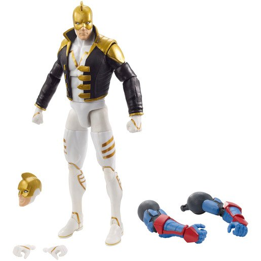DC Comics Multiverse 6 Inch Figure - The Ray
