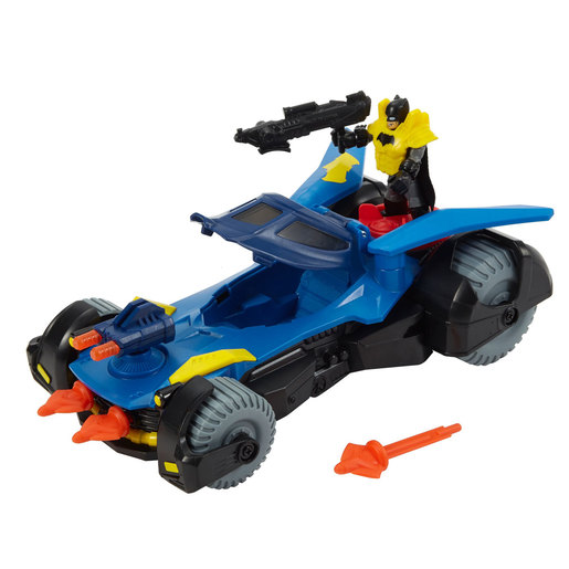 Fisher-Price Imaginext Deluxe Batmobile