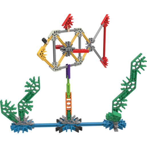 KNEX Imagine Builder Basics Building Set