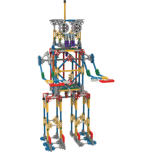 KNEX Imagine 25th Anniversary Ultimate Builders Case