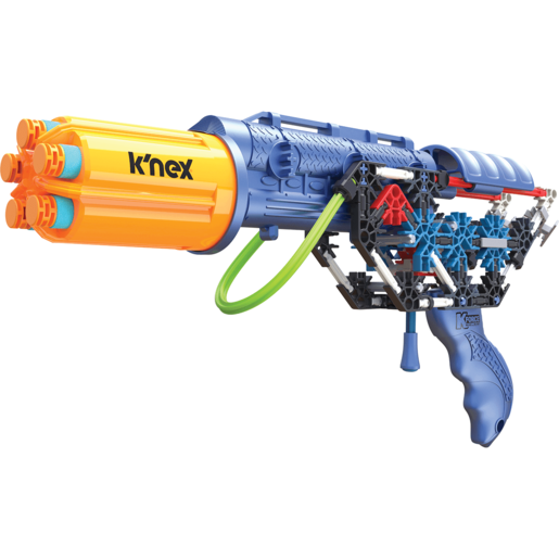 KNEX K-FORCE Barracuda Rotoshot Blaster Building Set