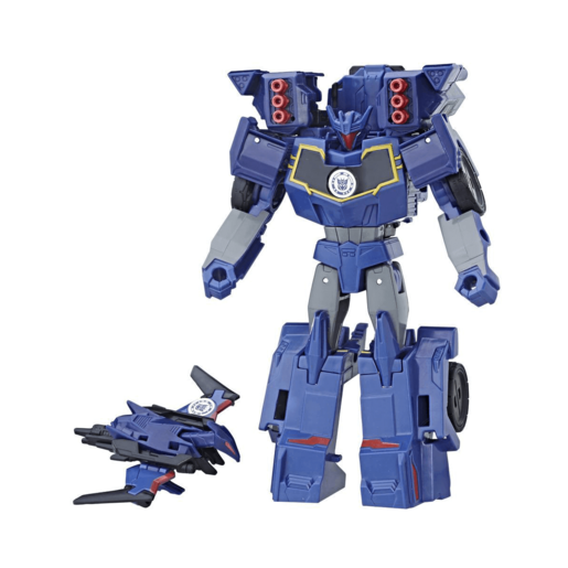Transformers Robot in Disguise Combiner Force - Laserbeak and Soundwave