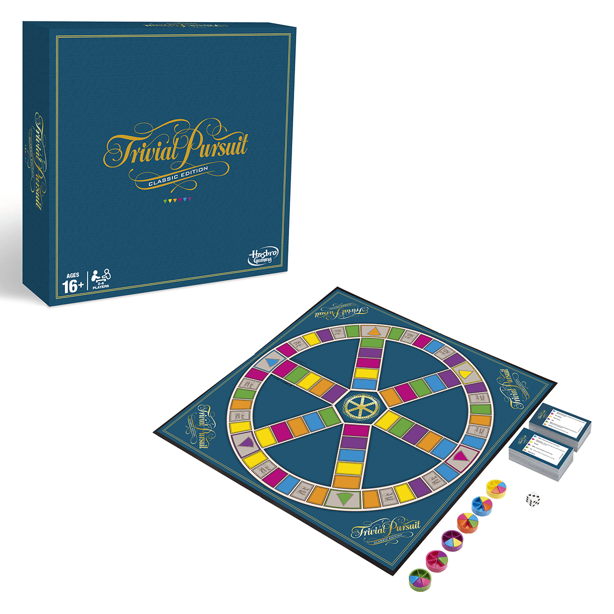 Image result for trivial pursuit game