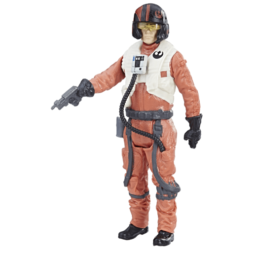 Star Wars Poe Dameron (Resistance Pilot) Force Link Figure from TheToyShop