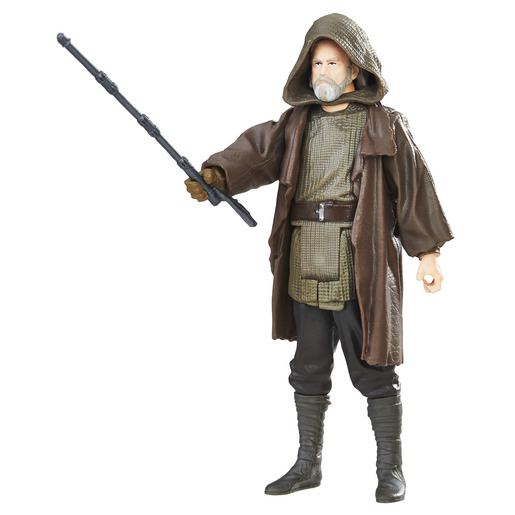Star Wars Luke Skywalker (Jedi Exile) Force Link Figure