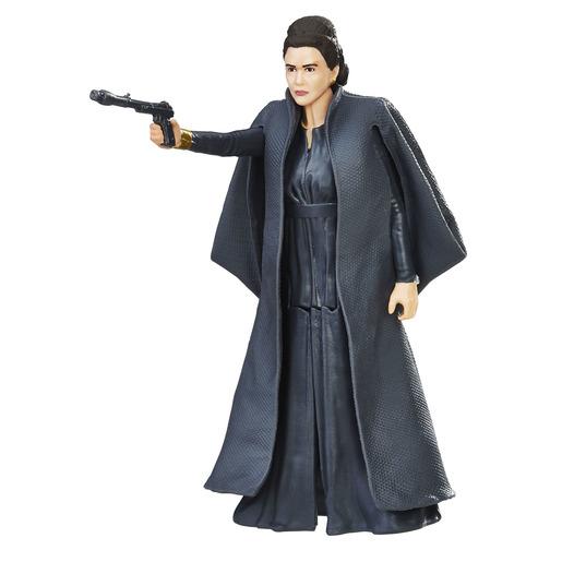 Star Wars General Leia Organa Force Link Figure