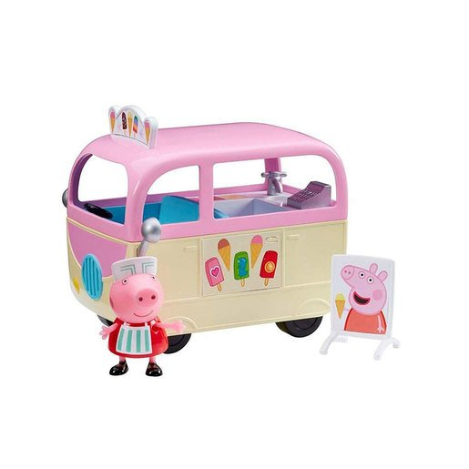 Peppa Pig Vehicle - Peppa Pig's Ice Cream Van
