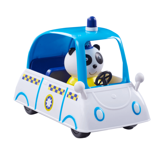 Peppa Pig PC Pandas Police Car