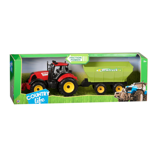 Country Life Farm Tractor (Styles Vary) from TheToyShop