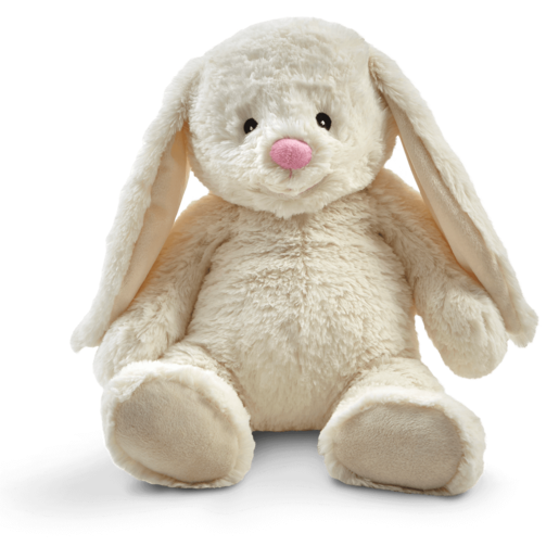 Snuggle Buddies 32cm Friendship Bunny- Nix (Cream)