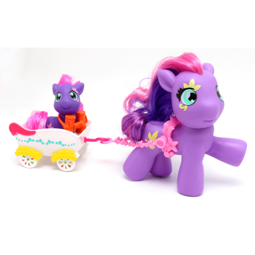 Pony Playset - Purple