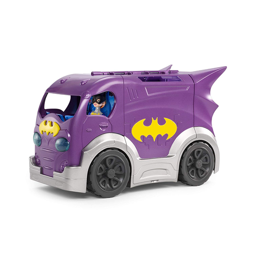 DC Super Hero Girls Batgirl Mission Vehicle Playset