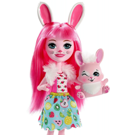 Enchantimals 15cm Doll - Bree Bunny and Twist