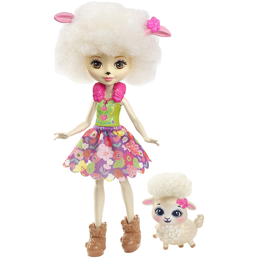 Enchantimals 15cm Doll - Lorna Lamb
