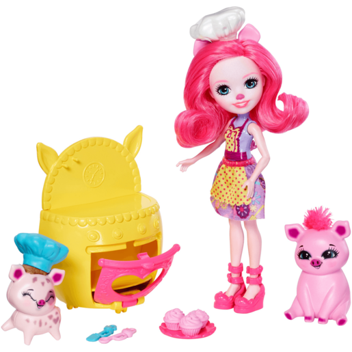 Enchantimals Baking Buddies Set
