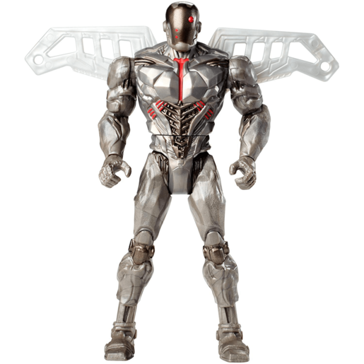 DC Comics Justice League 15 cm Action Figure - Cyborg