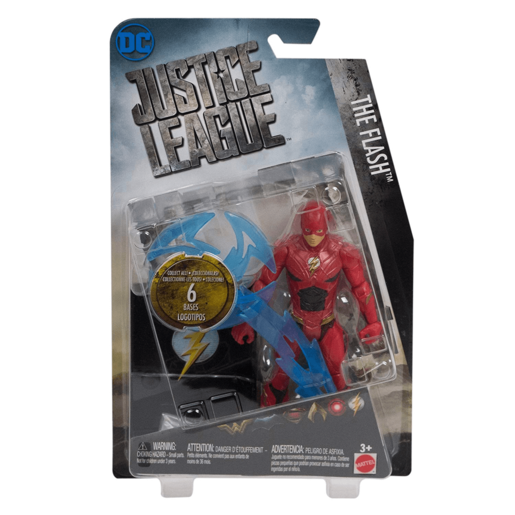 DC Comics Justice League 15cm Action Figure - The Flash