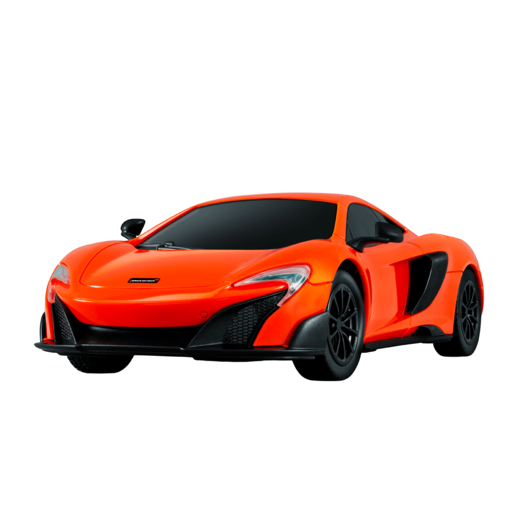 McLaren Orange Remote Control Car - Orange