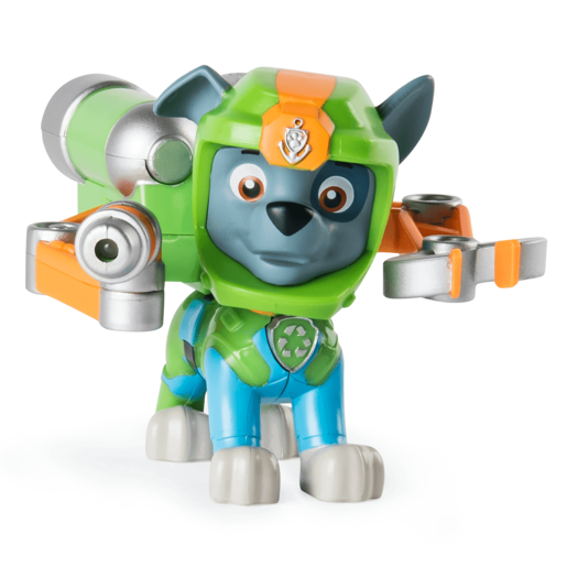 Paw Patrol Light Up Rocky