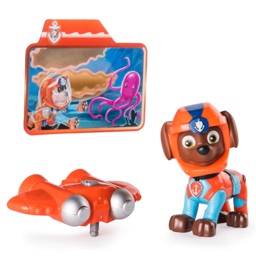 Paw Patrol Light Up Zuma