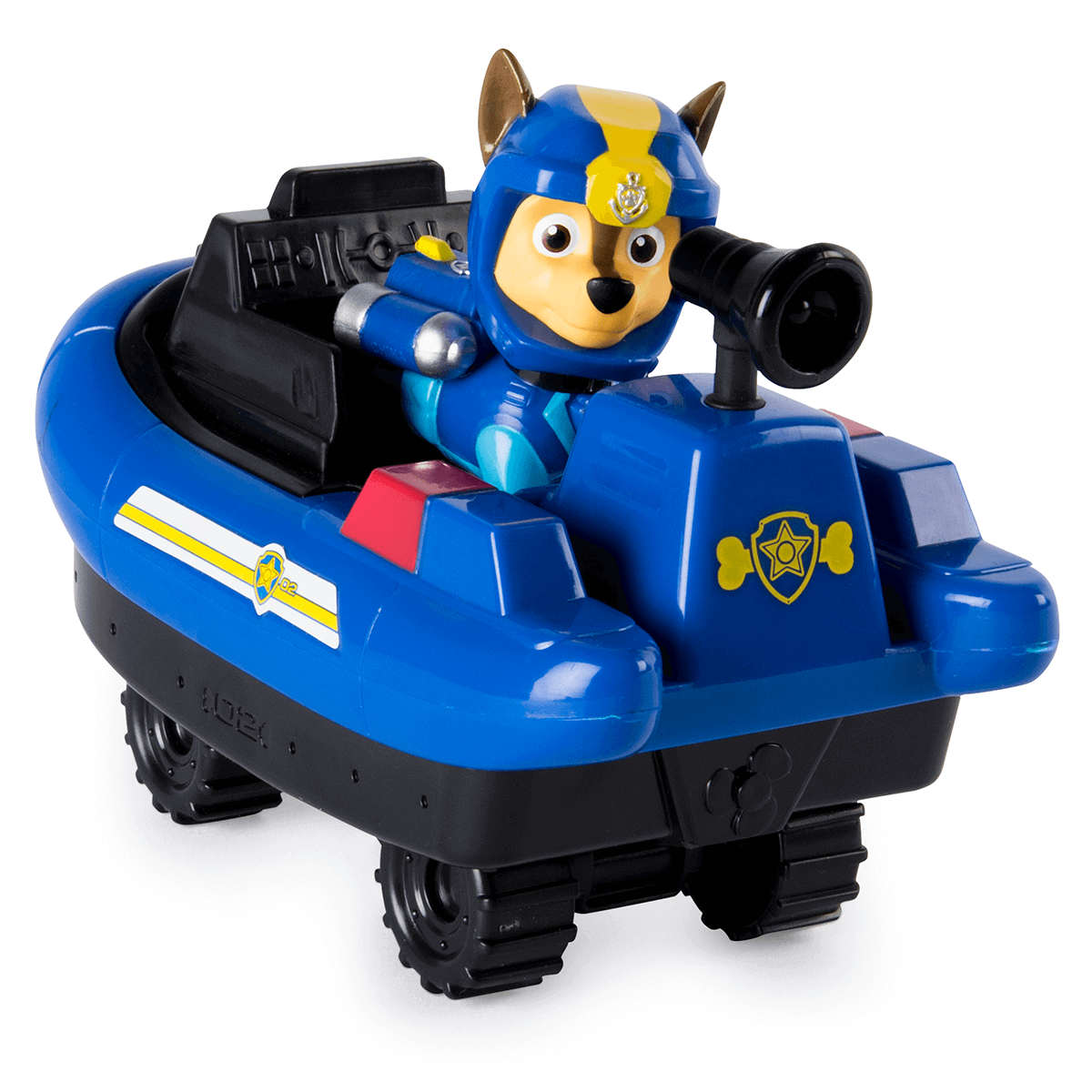 Paw Patrol Sea Vehicle With Chase The Entertainer