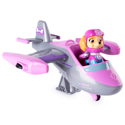 Paw Patrol Sea Vehicle with Skye
