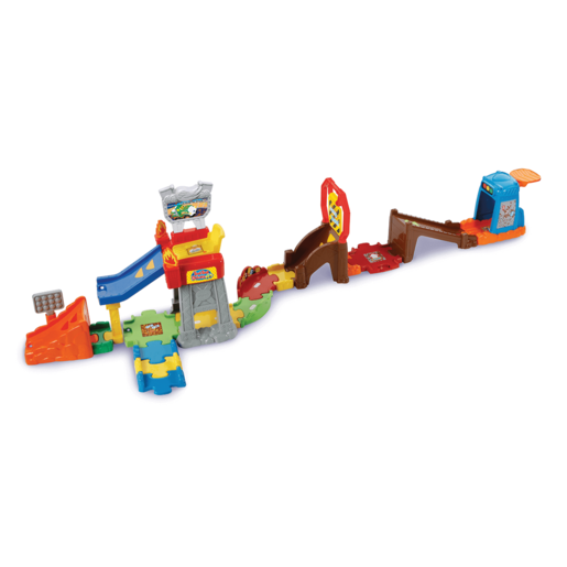 Vtech Toot-Toot Drivers Eextreme Stunt Set