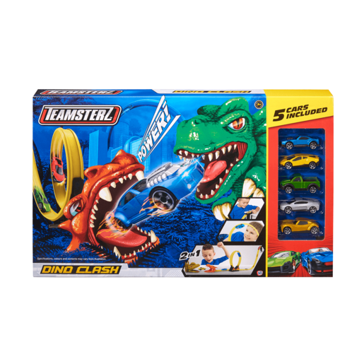Teamsterz Dino Dash from TheToyShop