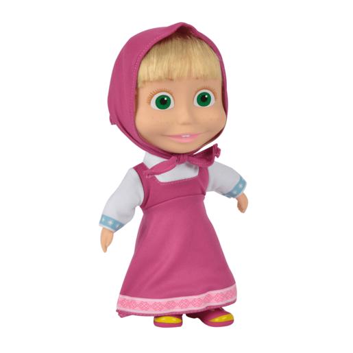 Masha and the Bear Simba Doll from TheToyShop