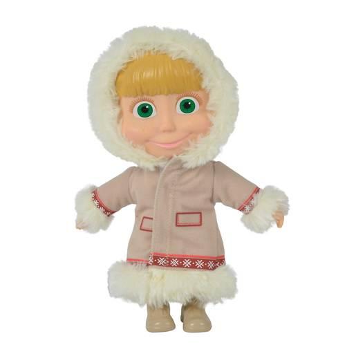 Masha and the Bear 23cm Doll - Beige