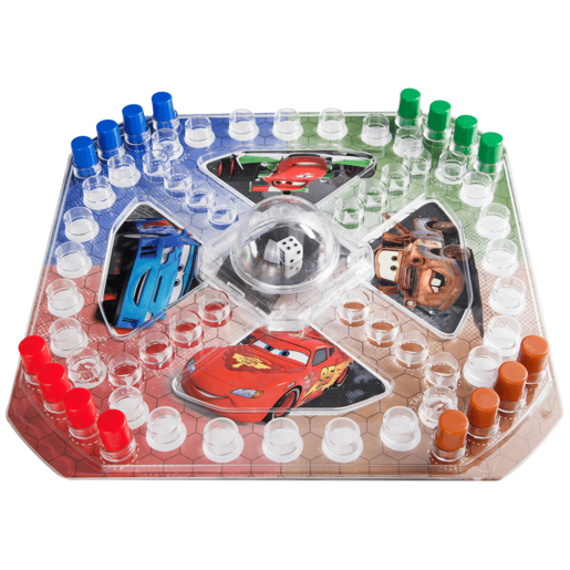 Disney Pixar Cars Pop Up Game