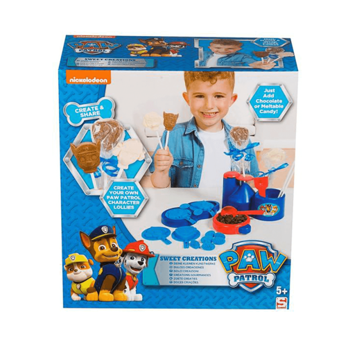 Paw Patrol Sweet Creations