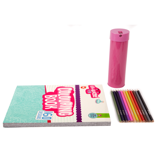 Ka Wazie Colouring Set