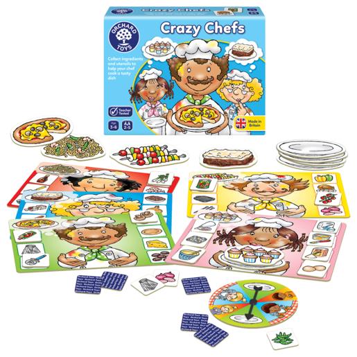 super chefs game