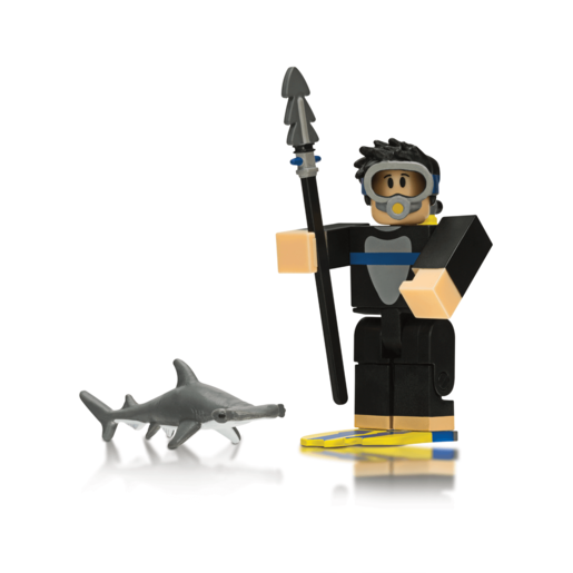 ROBLOX - Fish Simulator: Di Action Figure
