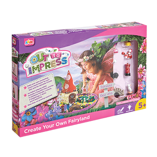 Out To Impress Create Your Own Fairyland