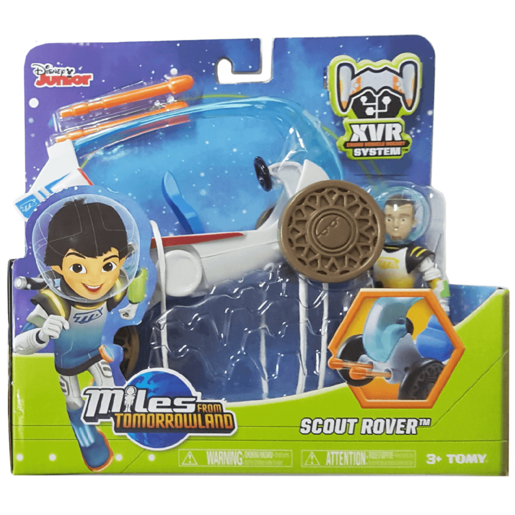 Disney Junior Miles From Tomorrowland - Scout Rover