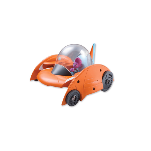 Disney Junior Miles from Tomorrow Vehicle - The Hot Saucer