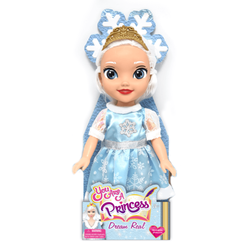 You are a Princess 30cm Doll - Snow Flake