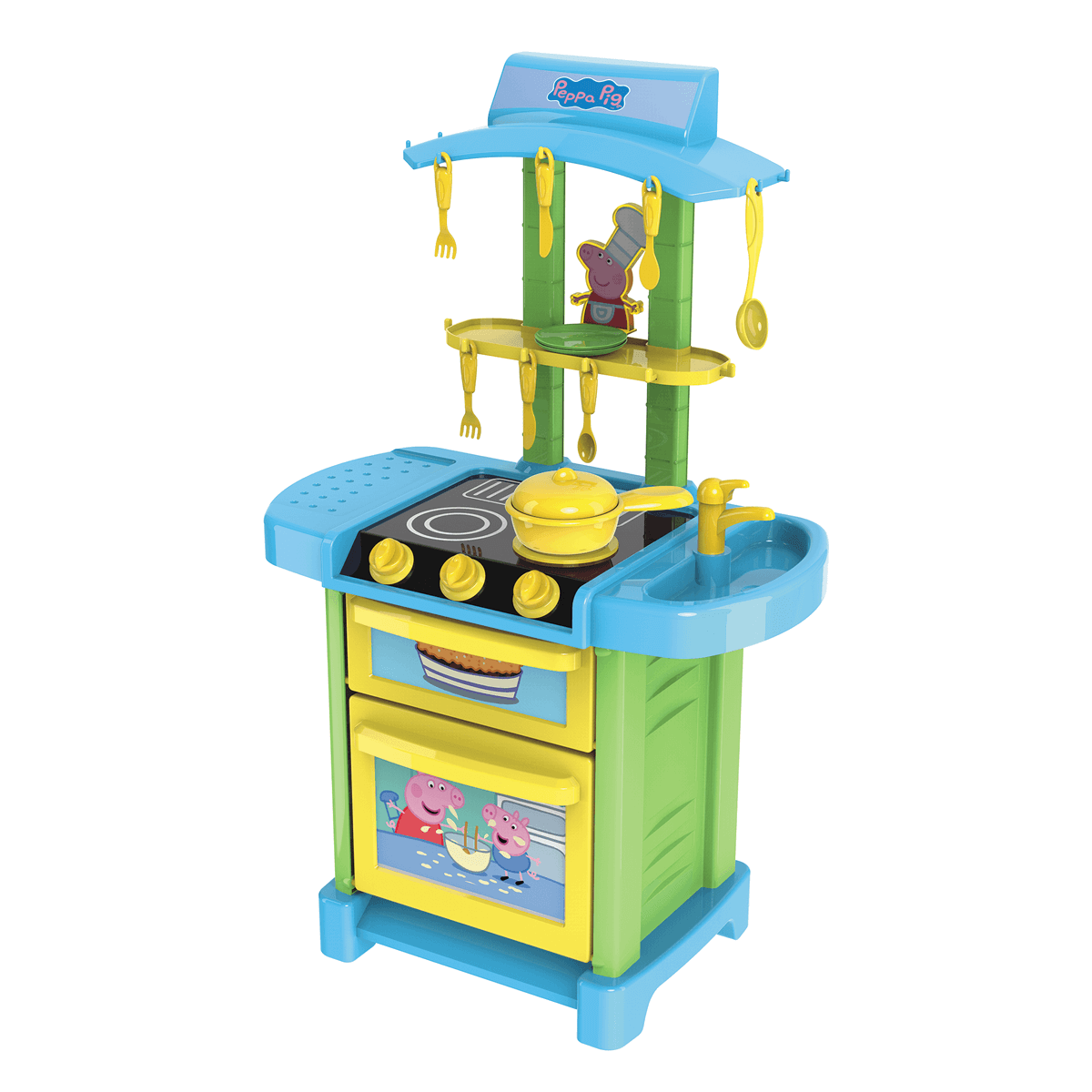 Peppa Pig Kitchen With Kettle