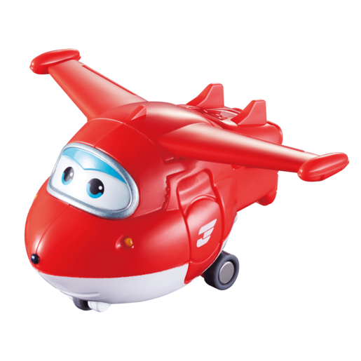 Super Wings Series 1 Transform a Bots - Jett