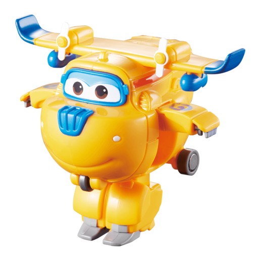 Super Wings Series 1 Transform a Bots - Donnie