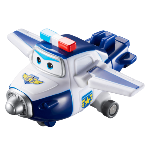 Super Wings Series 1 Transform a Bots - Paul
