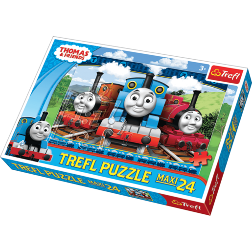 TREFL Thomas and Friends Maxi 24 Piece Puzzle