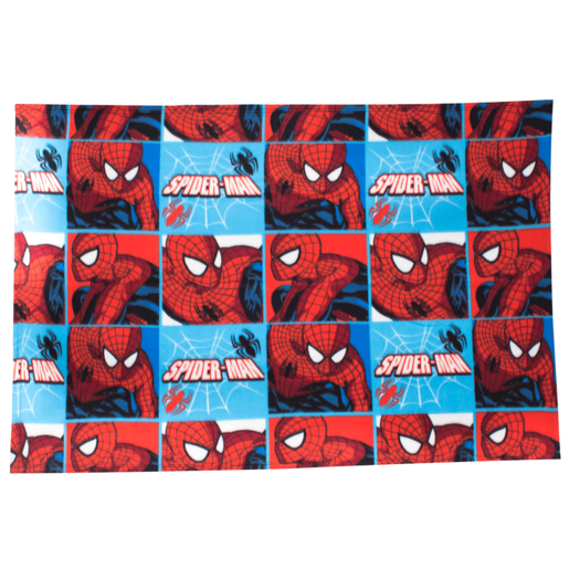 Spider-Man Fleece Blanket