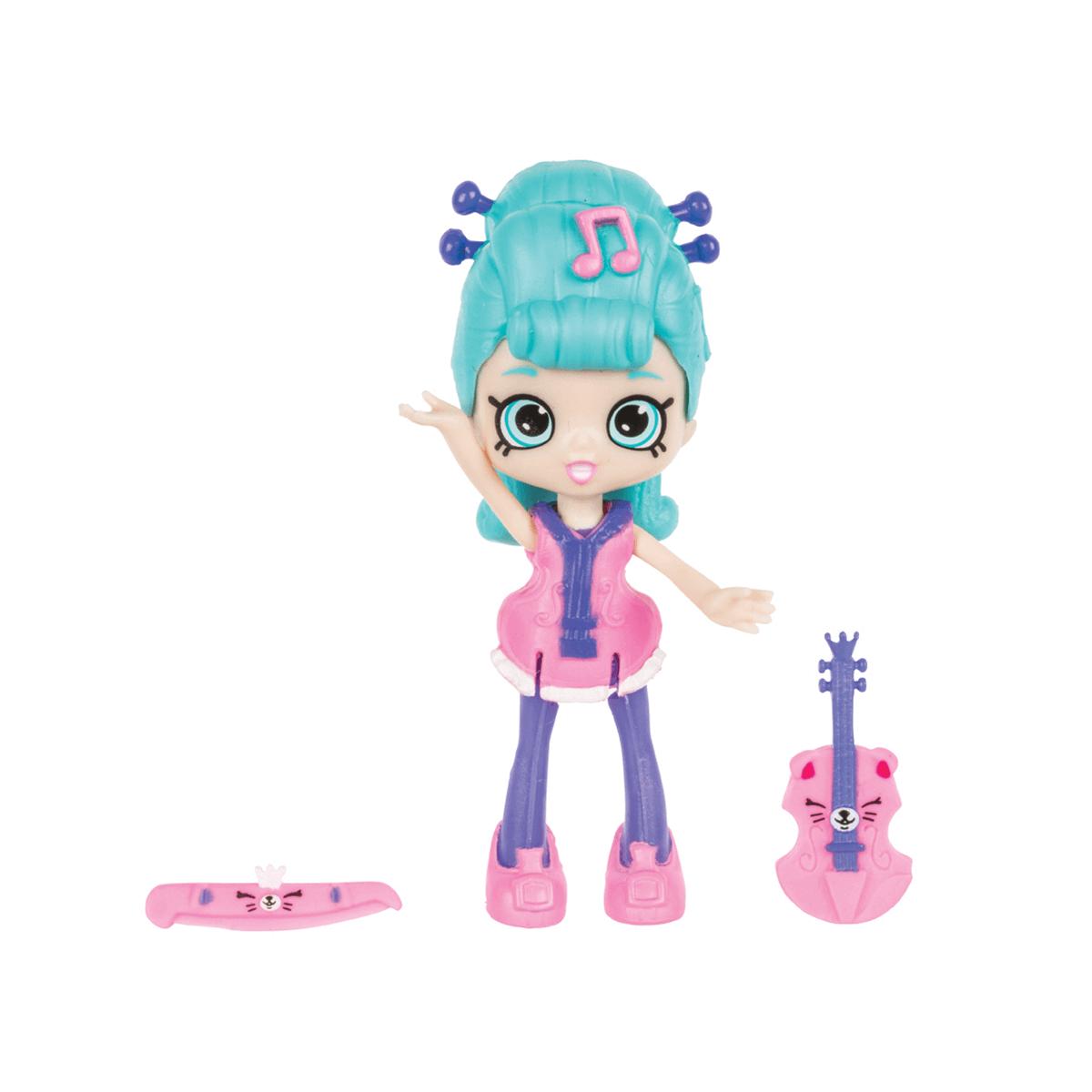Shopkins Happy Places Doll Series 4 Violette The Entertainer