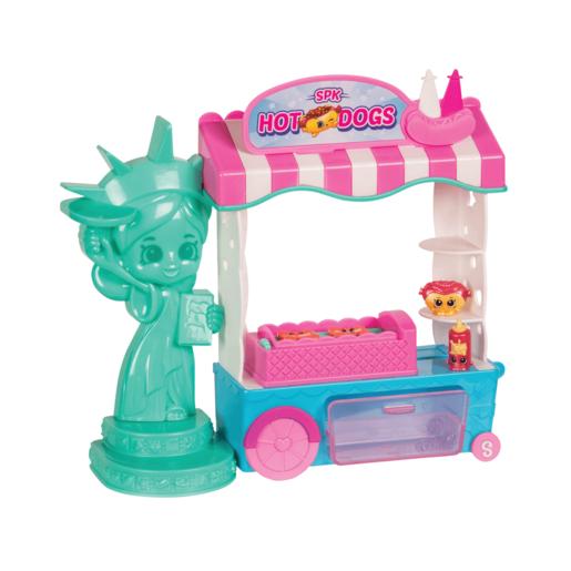 Shopkins Hotdog Stand Playset