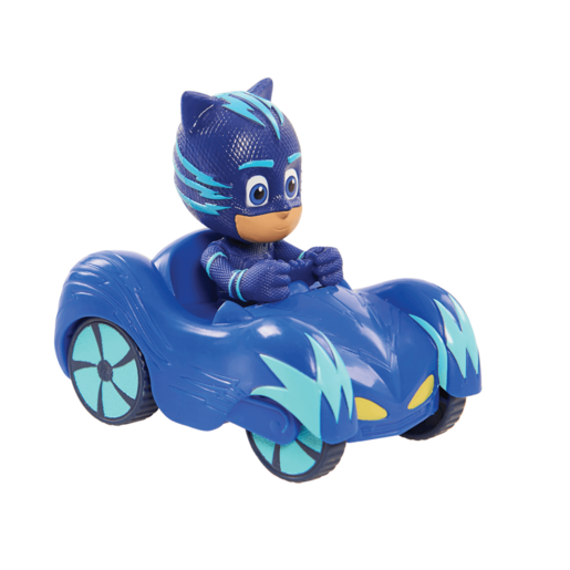 PJ Masks 3 Wheelie Vehicle - Catboy