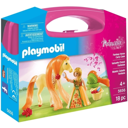 Playmobil 5656 Country Collectable Large Combing Horse Mane Carry Case