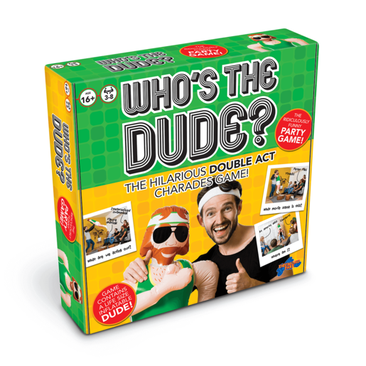 Whos the Dude? Game